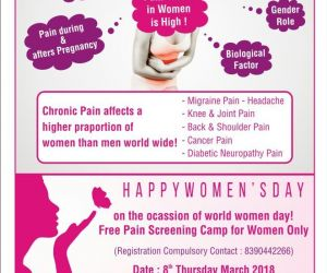 Know the Causes of Pain in Women