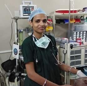 Dr Varsha Kurhade Pain Specialist at Painex