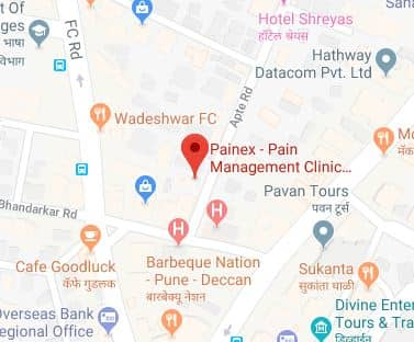 Painex Apte Road Clinic Google Map